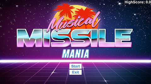 Musical Missile Mania