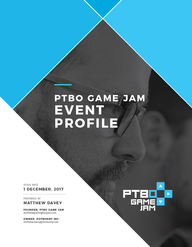 PTBO Game Jam 03 Event Profile